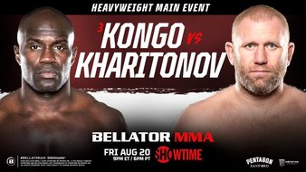 Trio of Fights Official for Bellator 265