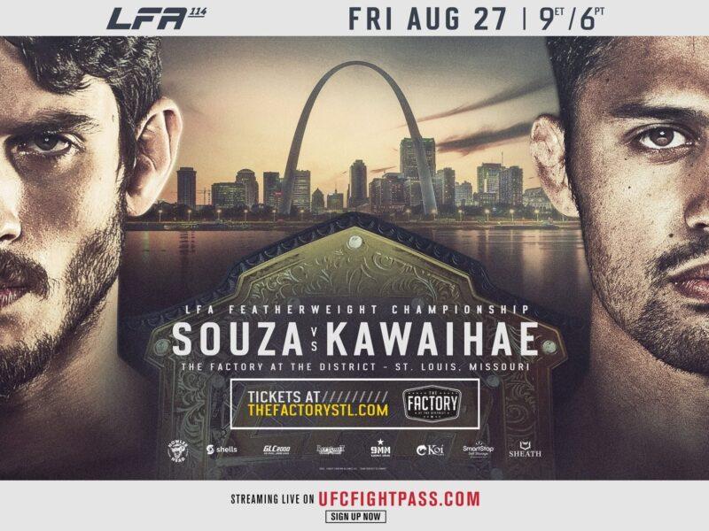 Featherweight Title Fight headlines LFA 114