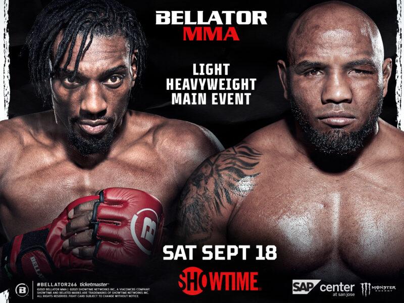 Yoel Romero's Bellator Debut Comes Against Phil Davis