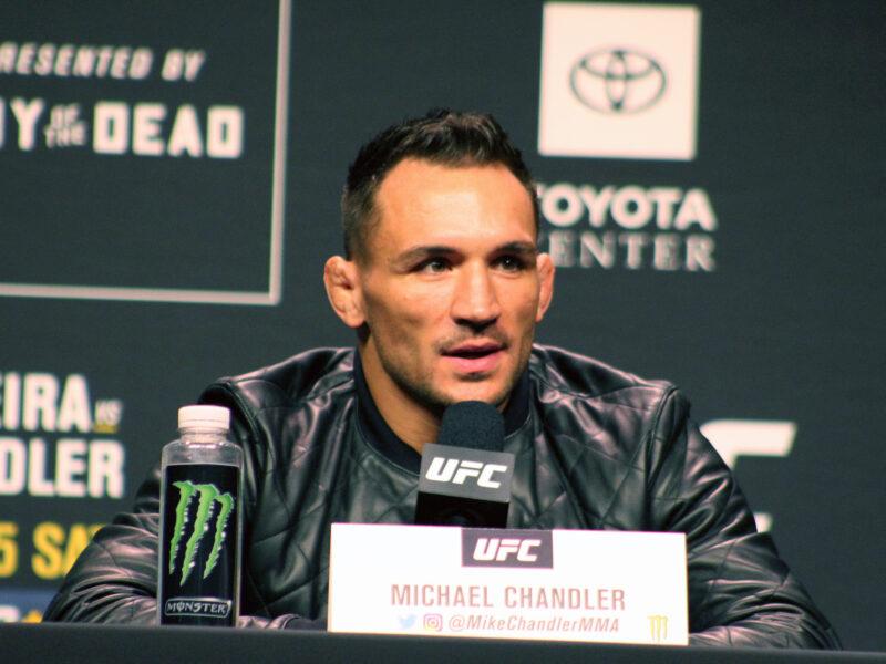 Gaethje vs. Chandler on Tap for UFC 268