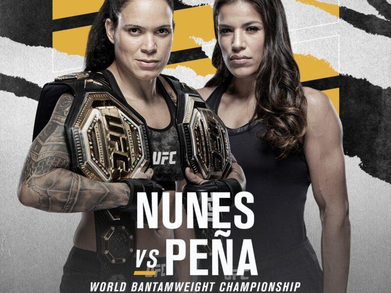 Nunes-Pena set to happen in 2021