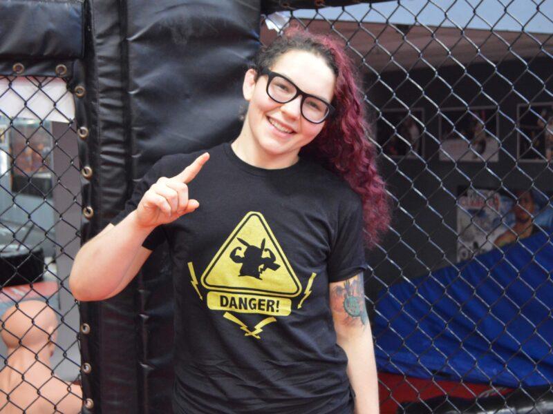 Caged Minds- Kayla Yontef talk Invicta FC 44 win