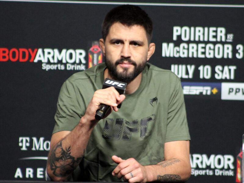 Carlos Condit & Joseph Benavidez Announcements from MMA