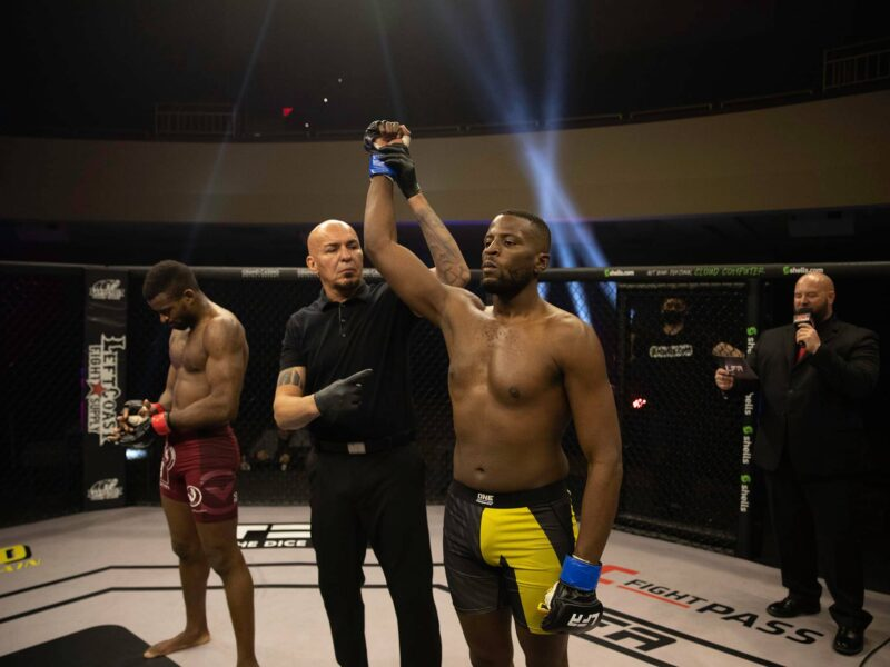 Caged Minds – Jalin Fuller expects a one round war at LFA 116