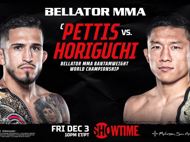 Bantamweight Title Fight Headlines Bellator 272