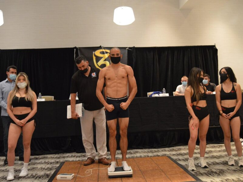 Caged Minds- Diego Elizondo came out on top against the odds