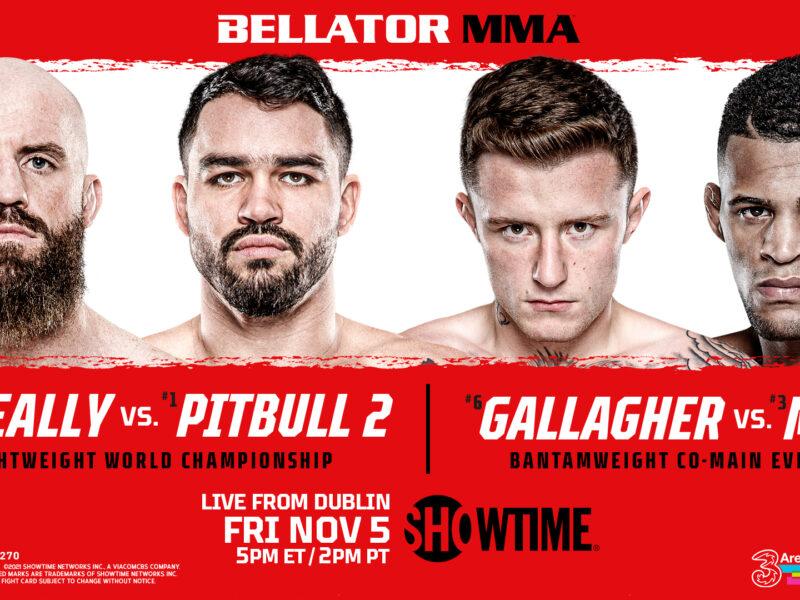 Bellator 270 featuring Vacant Lightweight Title Fight